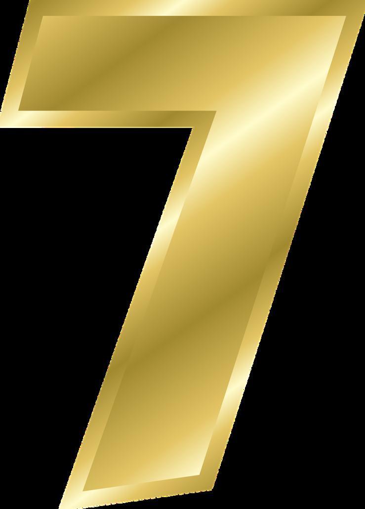 number 7